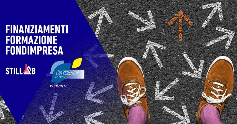 immagine di copertina dell'evento Stillab dedicato ai finanziamenti per la formazione