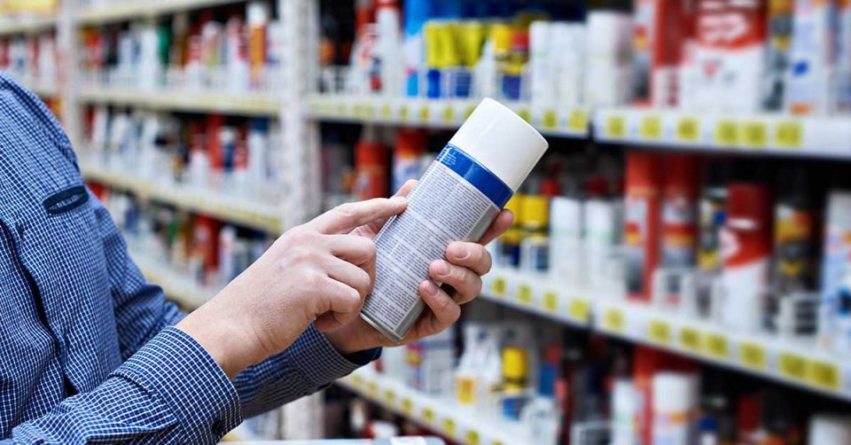 Come si compilano le etichette delle sostanze chimiche pericolose?